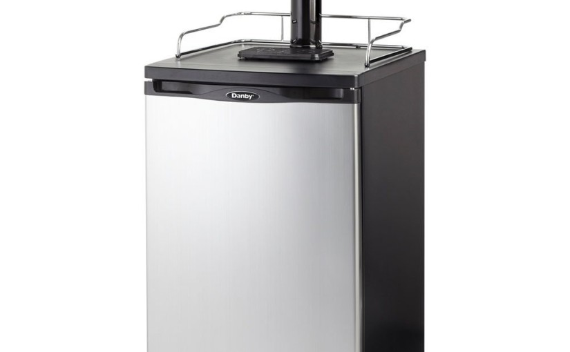 Buy a Danby DKC146SLDBSDDS Kegerator for Less Than $350 Shipped